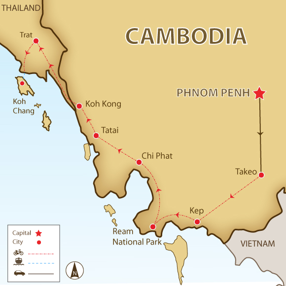 Wilds of Cambodia