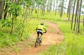 Mountain Biking Kirirom's Jungle Trails