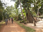 Cycling Siem Reap's Countryside