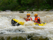 Biking and Rafting Dalat