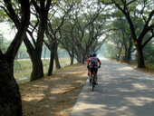 Cycling Chiang Mai to Bangkok