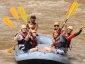 Chiang Mai Bike and Raft Adventure