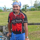 Maik is a native Dusun, hailing from a small village at the foot of Mount Kinabalu. He has been guiding clients by bike, and on foot through jungles and on the mountain for 10 years now, and has an unrivaled knowledge of rural Sabah.