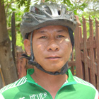 San Win Oo Is an expert in guiding with 21 years of experience. Win Oo loves cycling in Burma because there are so many places to see and his favourite route is from Kalaw to Pindaya.
