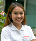 Munlika Taraporn (Looksorn), Receptionist & Assistant to Management